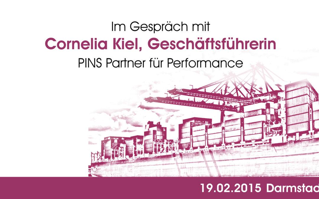 Cornelia Kiel – Lotse zum Projekterfolg